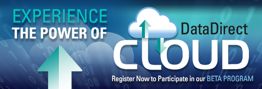 Apply for the DataDirect Cloud Beta!